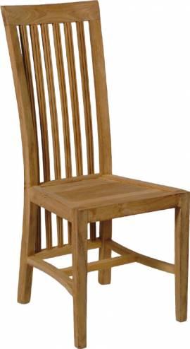 Teak Holz Stuhl Balero - Bild vergrößern