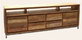 Teak Holz Sideboard Boston - Bild vergrößern