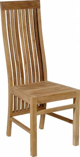 Teak Holz Stuhl Vika - Bild vergrößern