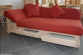 Landhaus Liege Wallgau Ausführung 1 197cm breit - Bild vergrößern