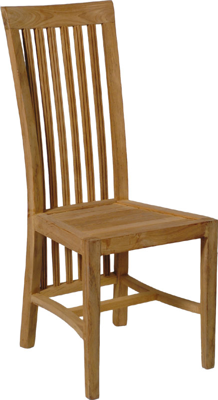 Teak Holz Stuhl Balero