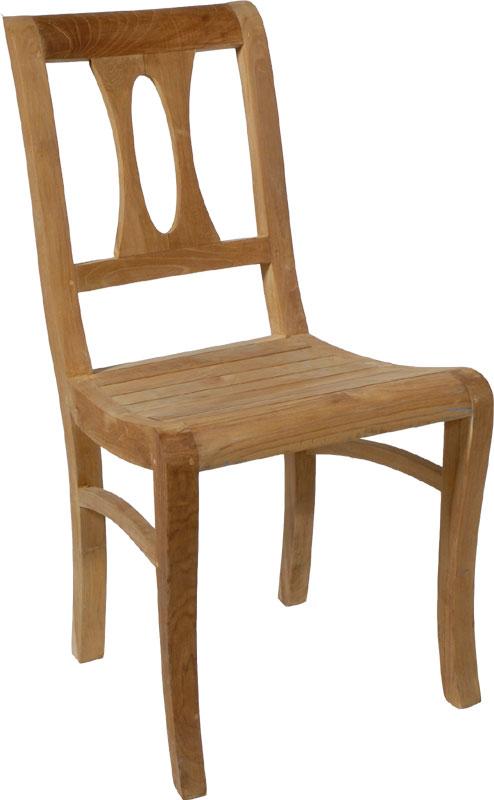 Couch Center Online Versandhandel Teak Holz Stuhl Napoleon