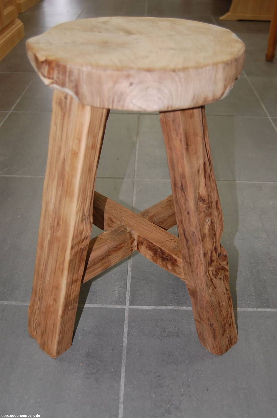 Couch Center Online Versandhandel Masssiv Holz Teak Holz Hocker