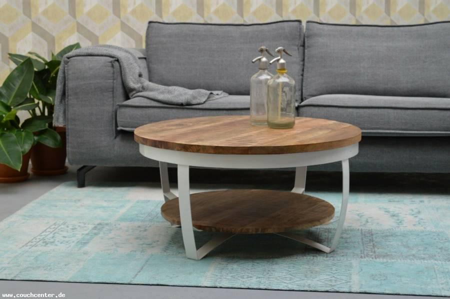 Design Couchtisch Rob rund Ø 65 cm